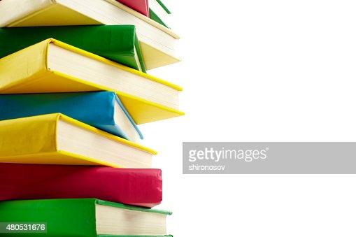 Pile de livres : Photo