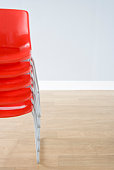 Stack Of Chairs