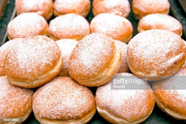 Berliner Gefüllter Kuchen
