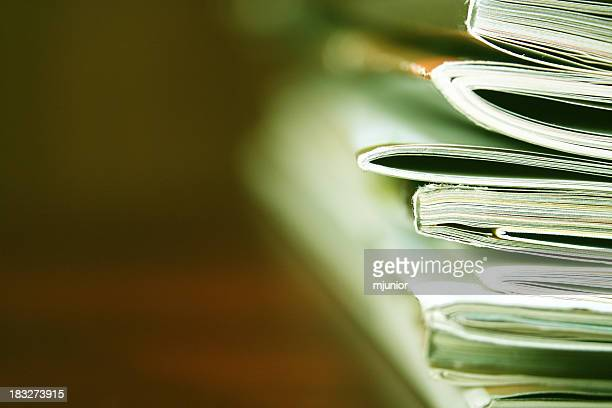 stack of magazines 2