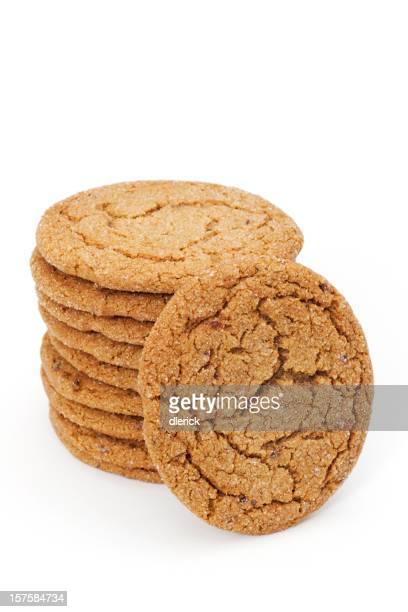 スタックの「モラセス」のクッキー