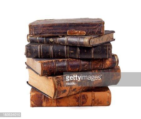 スタックの古い書籍