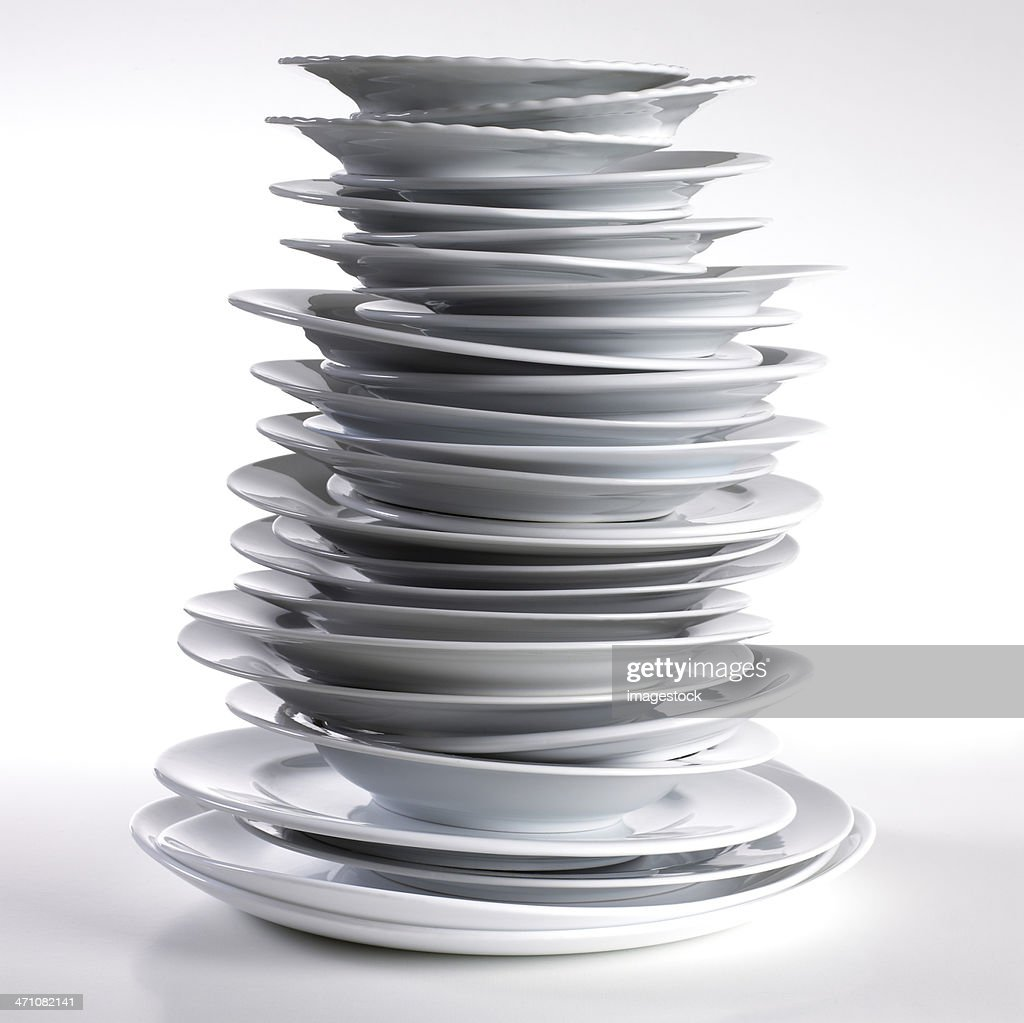 Stack of plates