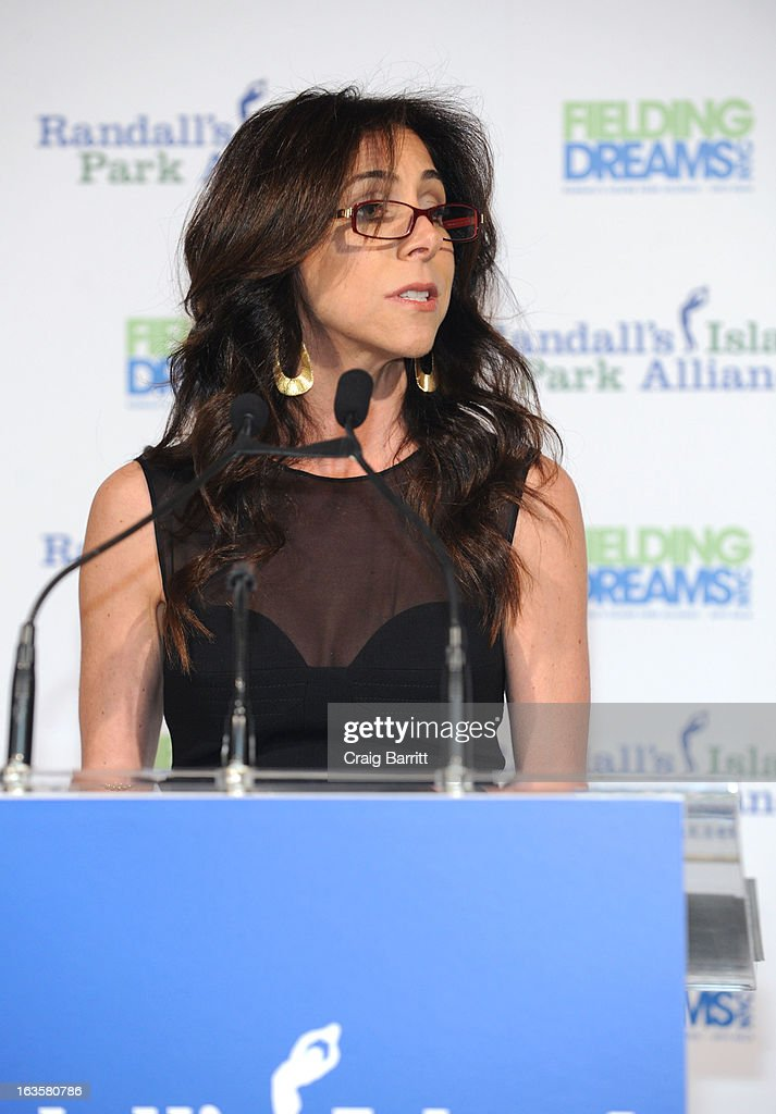 Stacy Bash-Polley attends the Randall's Island Park Alliance Fielding Dreams 2013 Gala at American Museum of Natural History on March 12, 2013 in New York City.