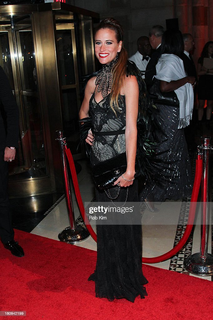 Stacy Engman attends New Yorkers For Children Presents 14th Annual Fall Gala benefiting youth in foster care at Cipriani 42nd Street on September 17, 2013 in New York City.