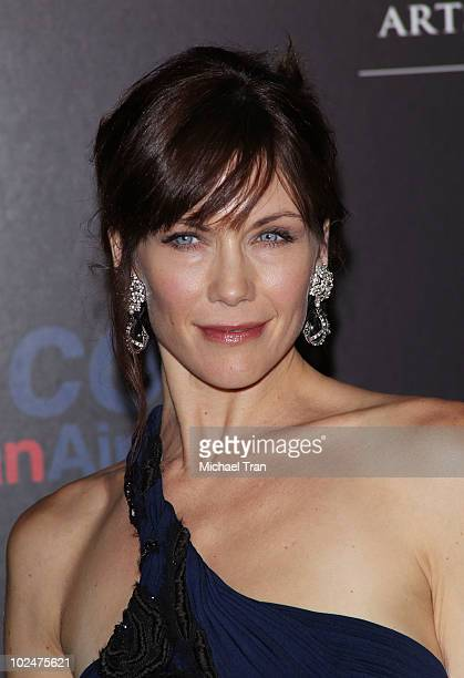 Stacy Haiduk arrives to the 37th Annual Daytime Emmy Awards held at the Las Vegas Hilton on June 27 2010 in Las Vegas Nevada