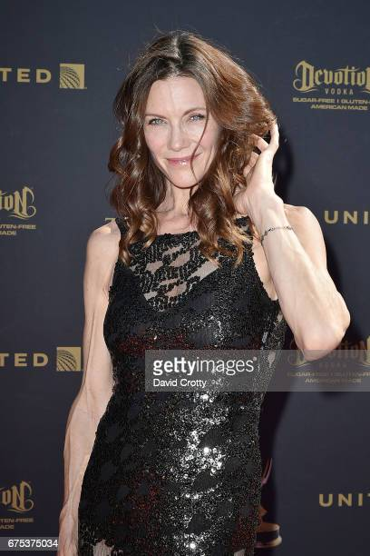 Stacy Haiduk attends the 44th Annual Daytime Emmy Awards Arrivals at Pasadena Civic Auditorium on April 30 2017 in Pasadena California