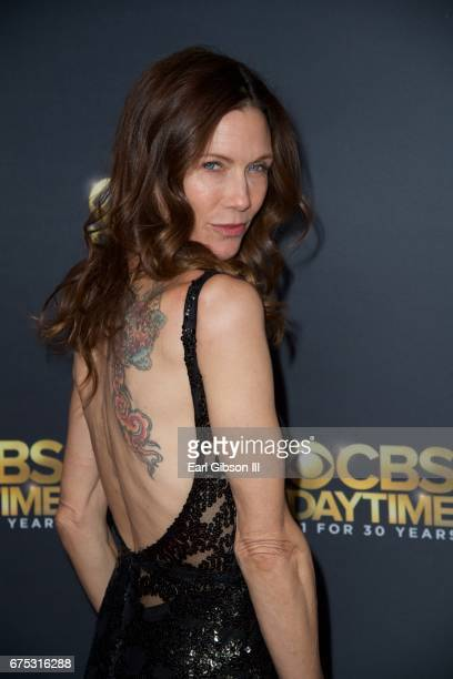 Stacy Haiduk attends the CBS Daytime Emmy After Party at Pasadena Civic Auditorium on April 30 2017 in Pasadena California