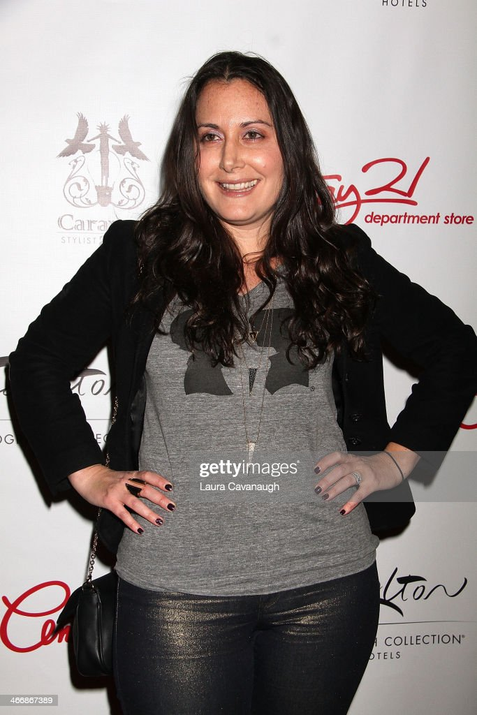 <a gi-track='captionPersonalityLinkClicked' href=/galleries/search?phrase=Stacy+Igel+-+Fashion+Designer&family=editorial&specificpeople=10293355 ng-click='$event.stopPropagation()'>Stacy Igel</a> attends the 'I Love NY' Project to save the Garment District event at Carlton Hotel on February 4, 2014 in New York City.
