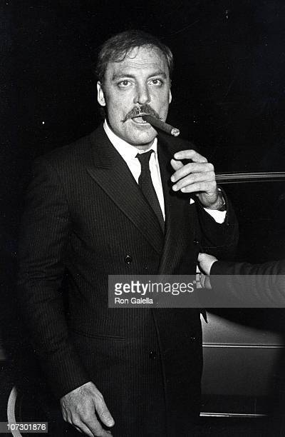 Stacy Keach during 'That Championship Season' New York Premiere December 8 1982 at Seventh Regiment Armory in New York City New York United States