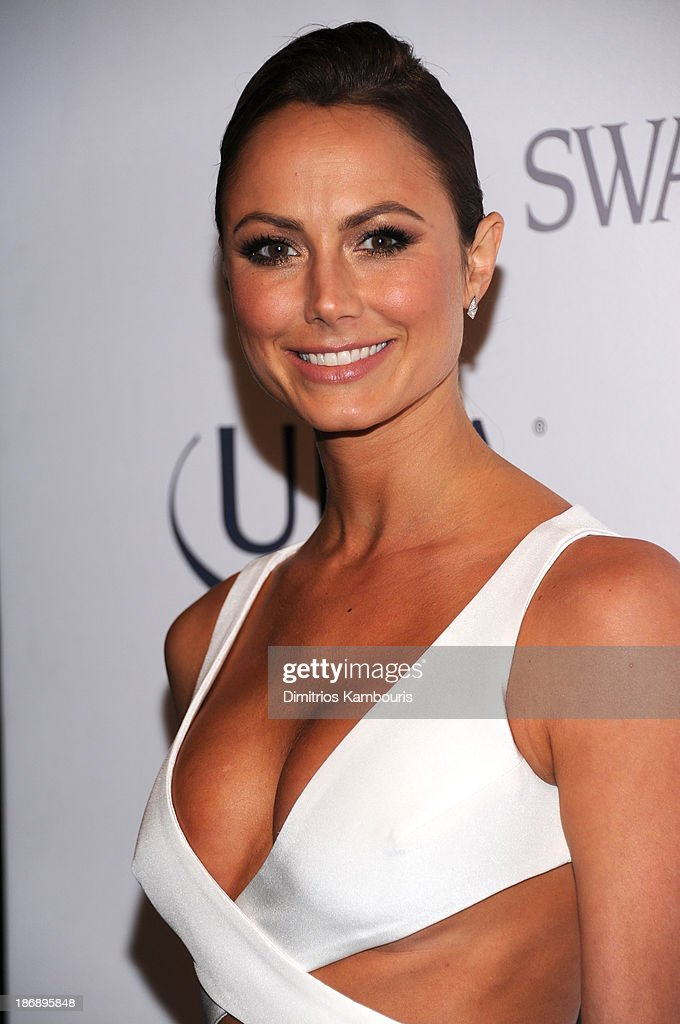 Stacy Keibler attends the 17th Annual Accessories Council ACE Awards At Cipriani 42nd Street on November 4, 2013 in New York City.