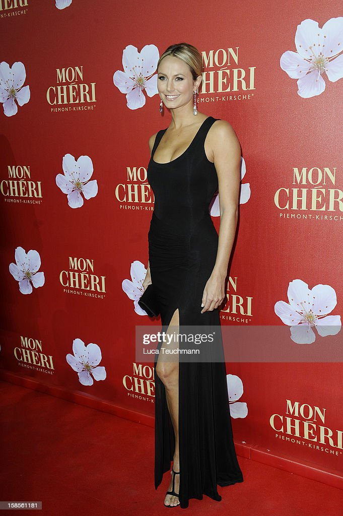 Stacy Keibler attends the Barbara Tag 2011 on December 03, 2011 in Munich, Germany.
