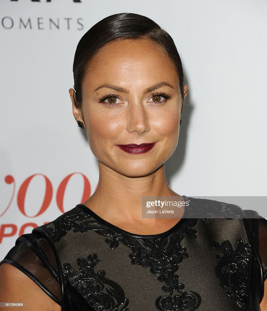 <a gi-track='captionPersonalityLinkClicked' href=/galleries/search?phrase=Stacy+Keibler&family=editorial&specificpeople=3031844 ng-click='$event.stopPropagation()'>Stacy Keibler</a> attends the Hollywood Reporter's celebration of the Emmys at Soho House on September 19, 2013 in West Hollywood, California.