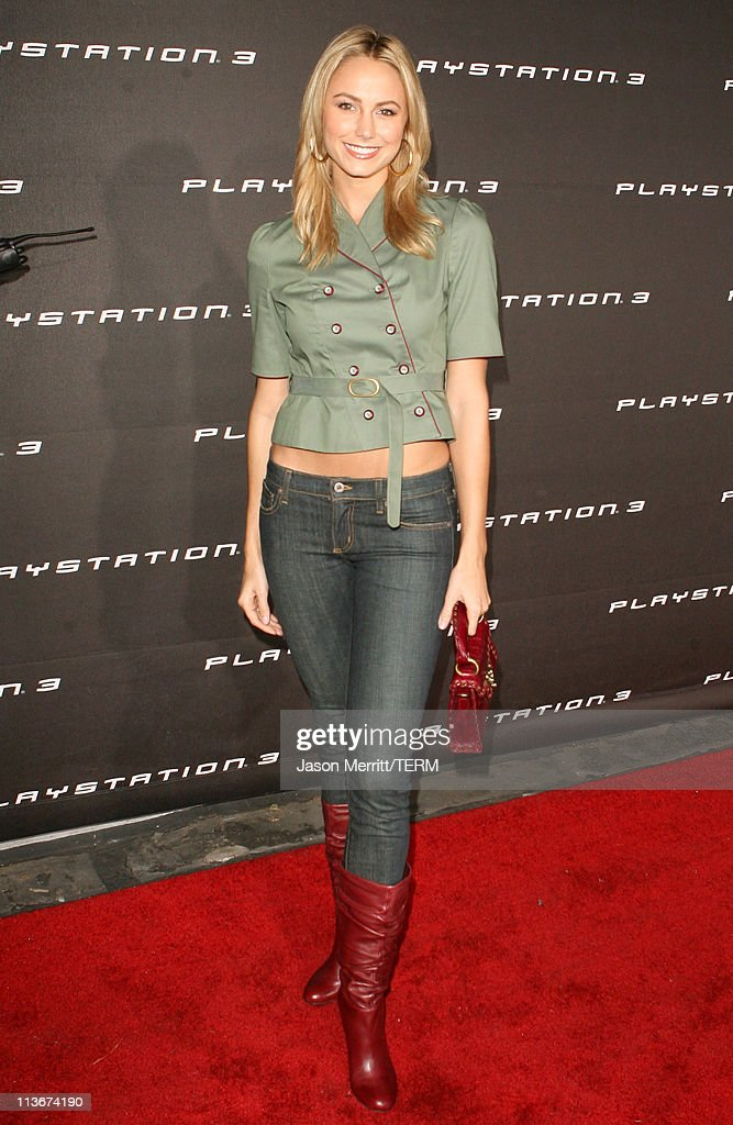 PLAYSTATION 3 Launch - Red Carpet