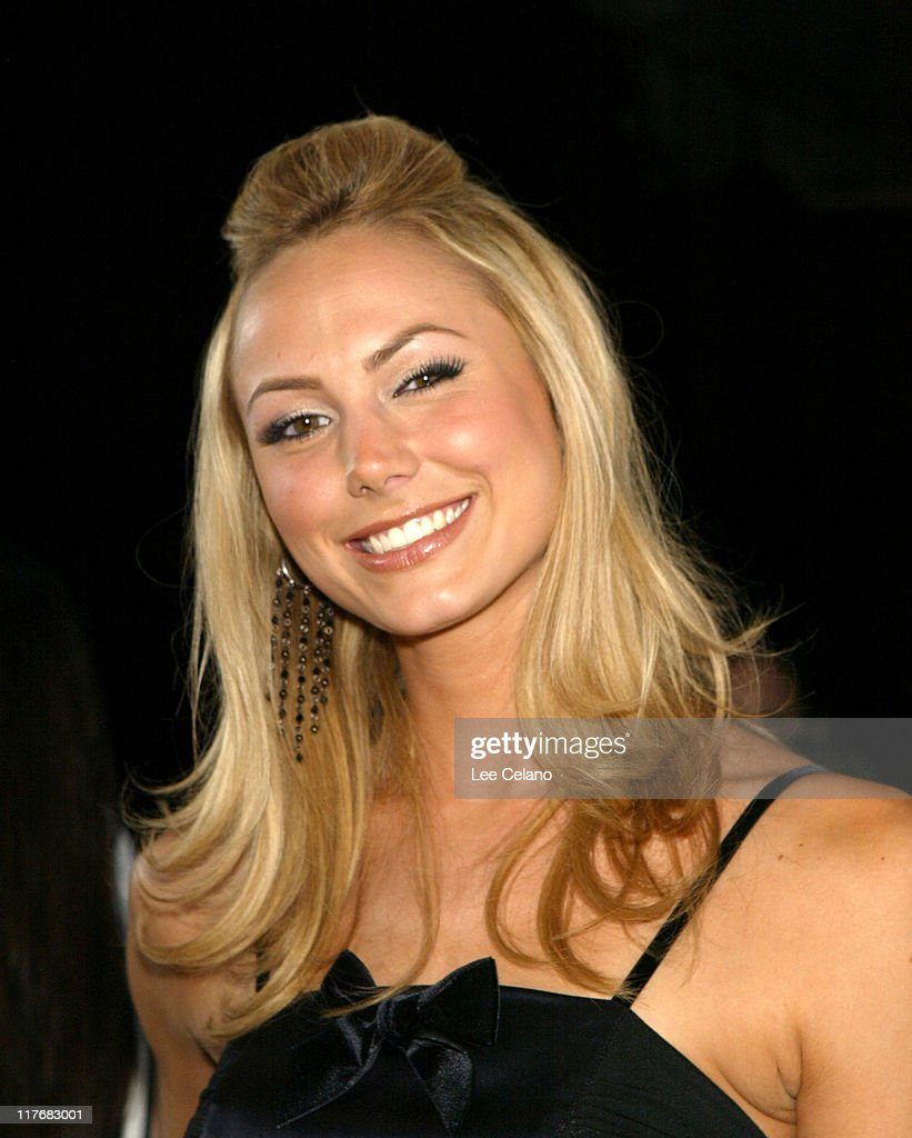 Stacy Keibler during THQ Kicks off 3rd Annual WWE Superstar Challenge at House of Blues at House of Blues in West Hollywood, California, United States.