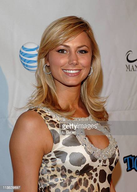 Stacy Keibler during Tiger Jam IX Benefit Concert Arrivals at House of Blues in Las Vegas Nevada United States