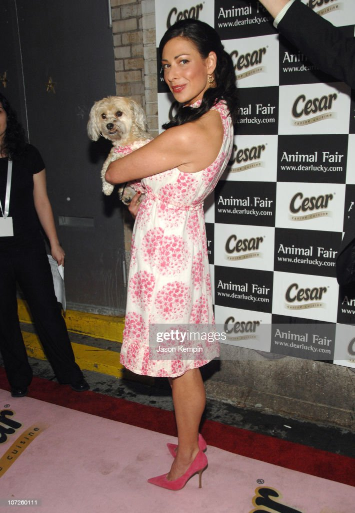Stacy London during Animal Fair's 8th Annual 'Paws for Style' June 11 2007 at Arena in New York City New York United States