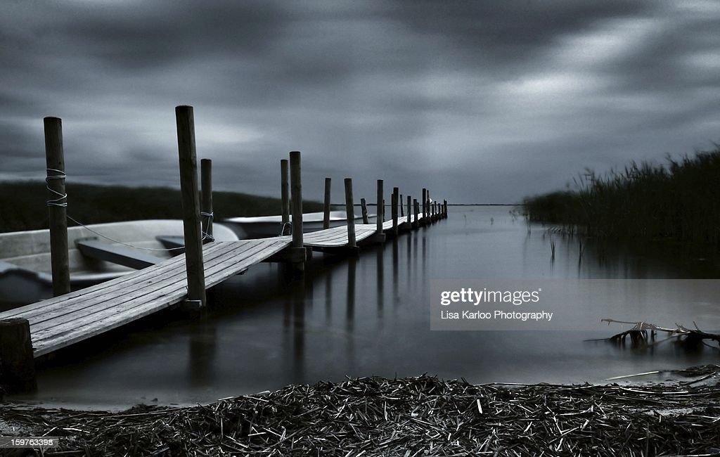 Stadil-Fjord-(DK) : Stock Photo