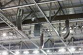 Stadium ceiling