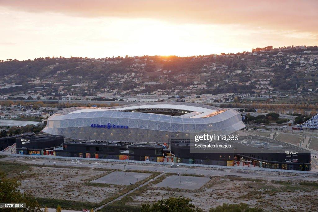 OGC Nice v SV Zulte Waregem - UEFA Europa League