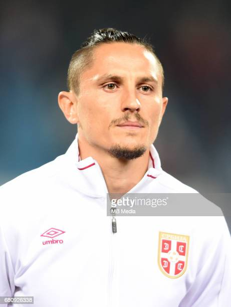 BELGRADE 9 Oct 2016 Ljubomir Fejsa Serbia vs Austria WC 2018 European Qualifying round Group D Matchday 3 Stadium 'Rajko Mitic' Belgrade Foto Nenad...