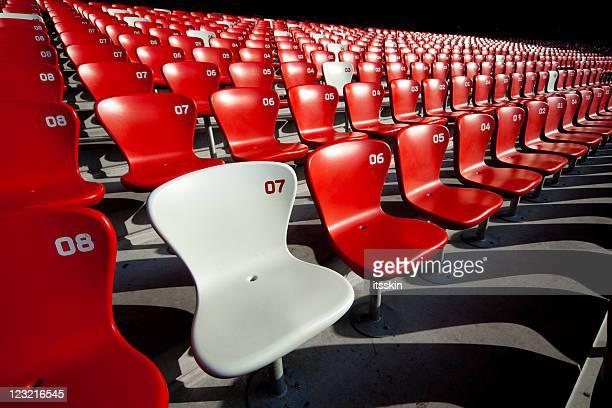 VIP-Stadion Sitzplätze