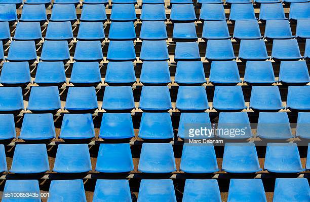 Stadium seating, full frame