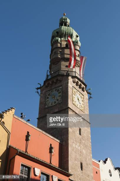 Stadtturm, town tower in Innsbruck