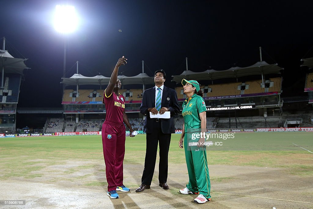 Women's ICC World Twenty20 India 2016: West Indies v Pakistan