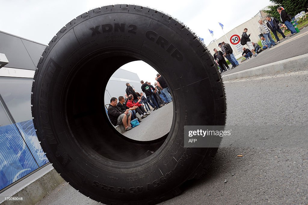 commercial truck tire factory