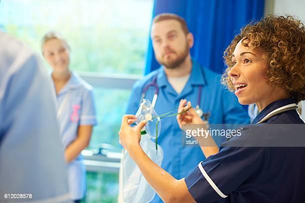 staff nurse training
