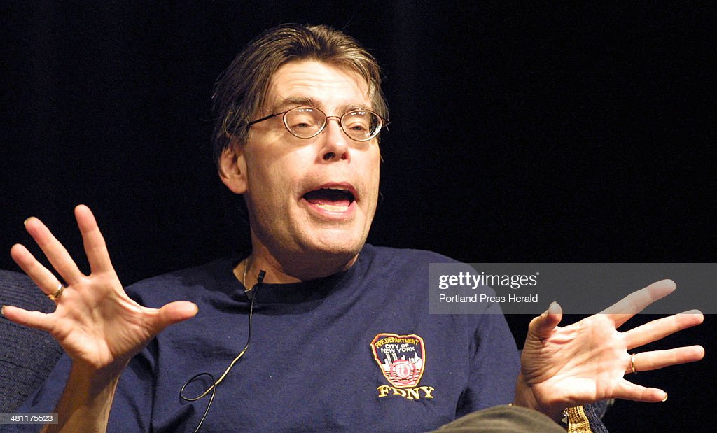 Stephen King Writer Getty Images