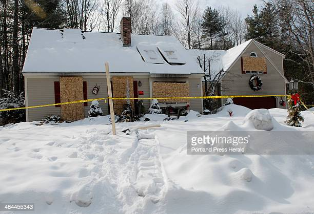 15 Birkdale Circle in Old Orchard Beach where three people Carol and Christopher Bolduc and 15 yearold Joshua Bolduc were found dead on Wednesday