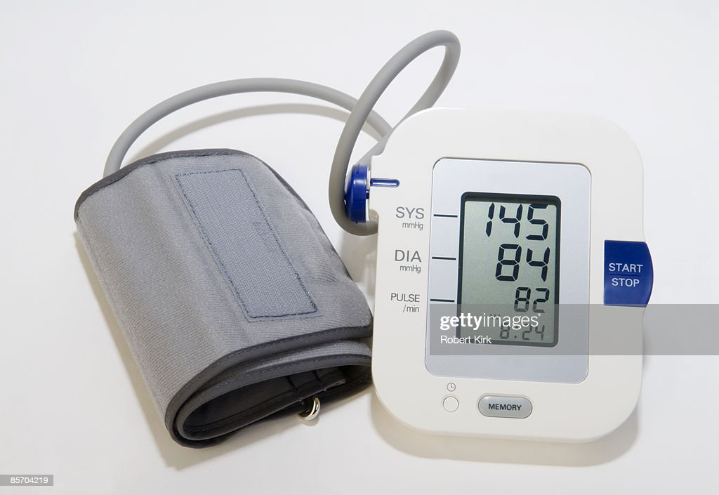 Stage 1 Hypertension : Stock Photo