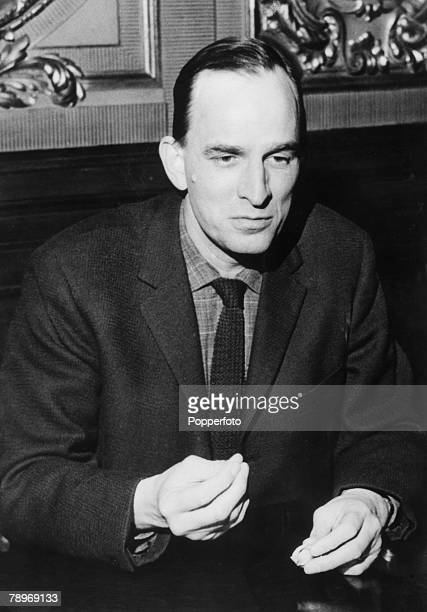 Stage and Screen Stockholm Sweden January 1963 Swedish Film and movie director Ingmar Bergman