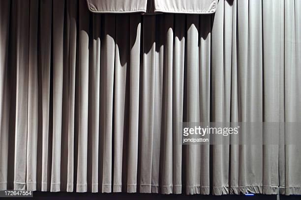 Bühne Vorhang 5