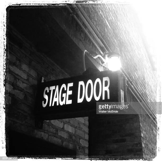 Stage Door in Chicago on