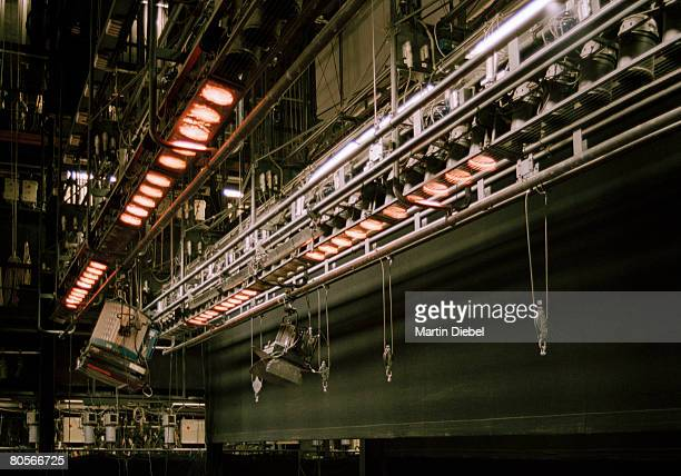 Stage lighting equipment