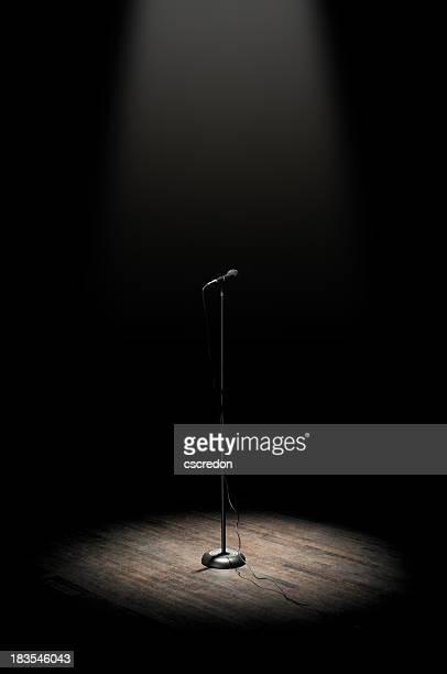 Microphone de scène