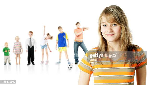 Niño equipo: Creciente de