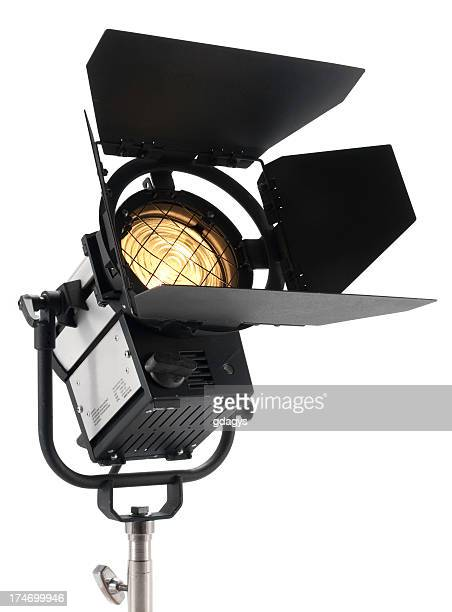Staging black spot light for theatre