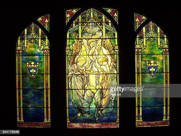 Tiffany Glass Windows Photos et images de collection | Getty Images