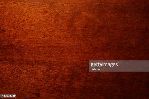 Stained Hardwood