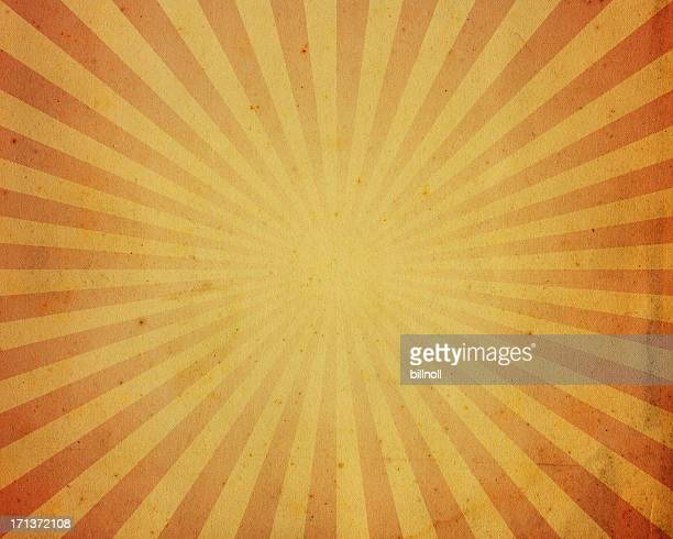 Gebeizt Papier mit starburst Muster
