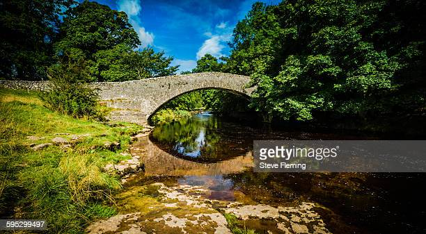 Stainforth bridge, Yorkshire Dales, UK