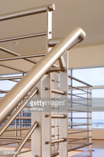 Stainless Steel Contemporary railing