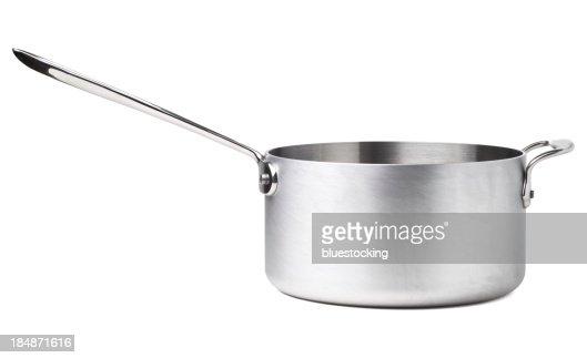 ステンレス鋼片手鍋