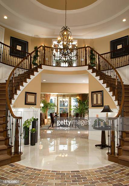 Stair Entry Interior Design Home