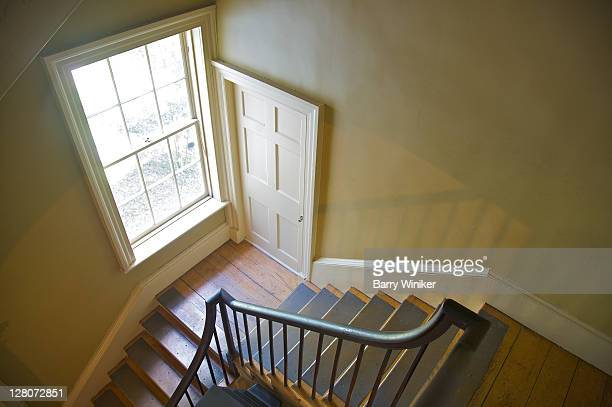 Staircase at MorrisJumel Mansion Museum, Upper West Side, New York, NY, U.S.A.