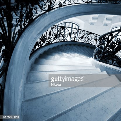 Staircase in Paris